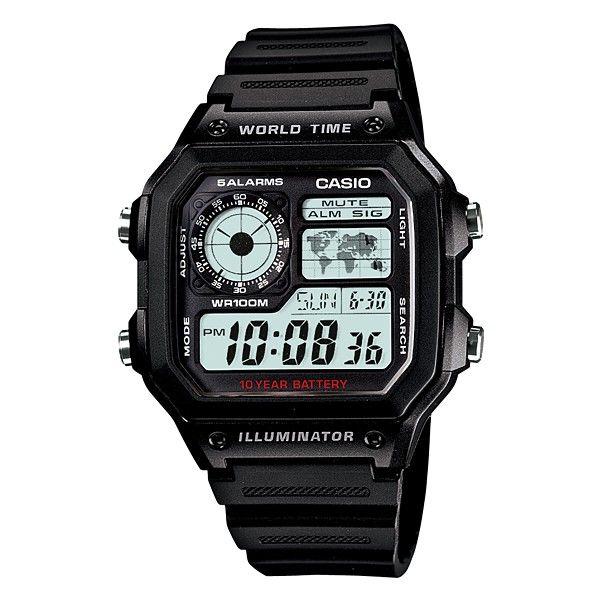 Orologio uomo Casio AE1200WH1A