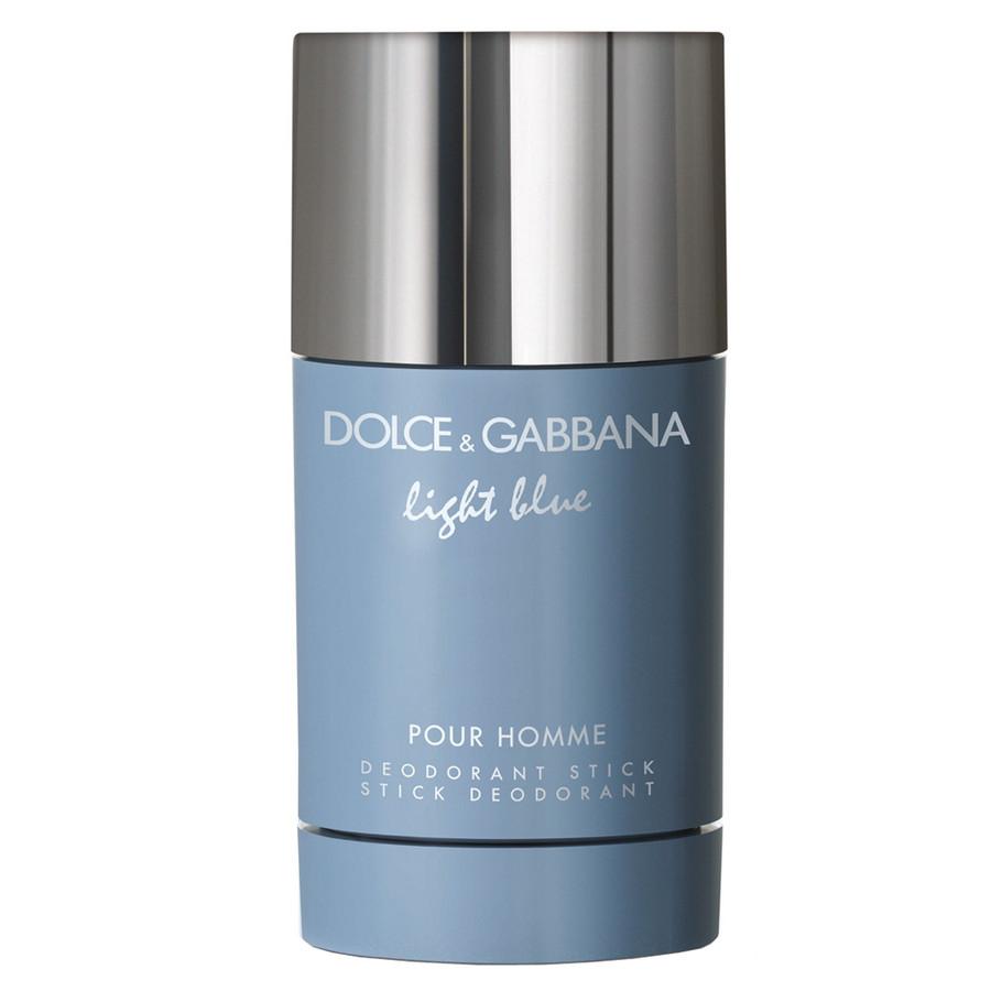 DOLCE  GABBANA LIGHT BLUE DEODORANTE STICK UOMO 75 GR