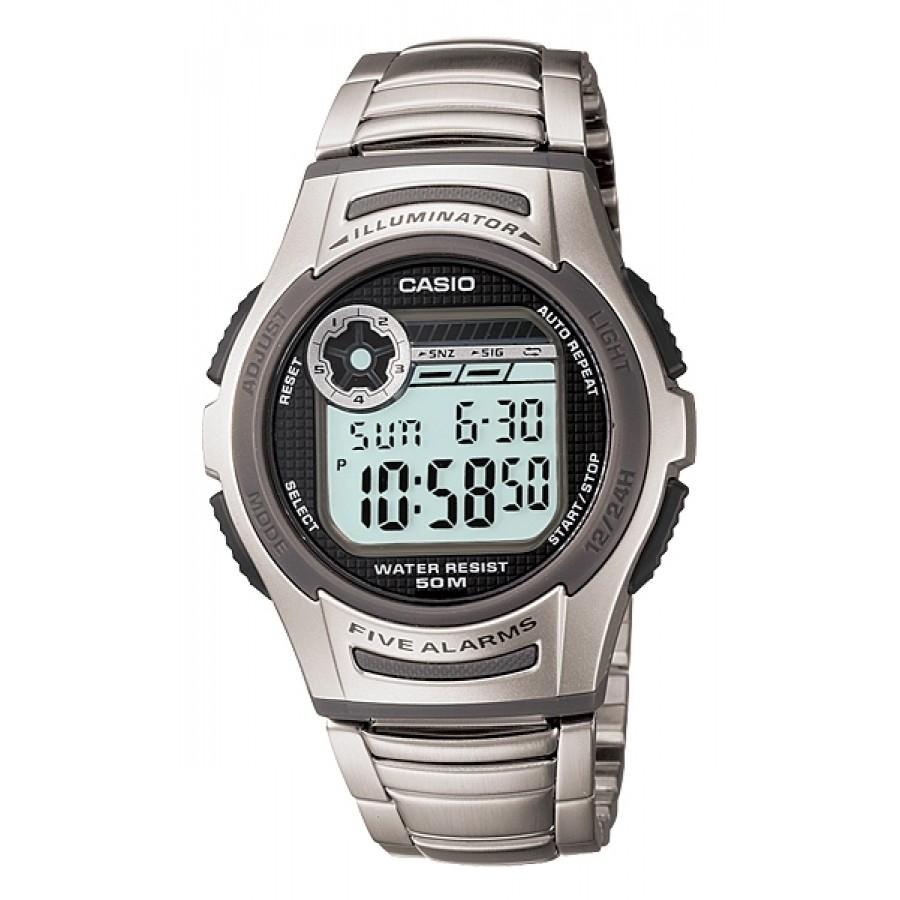 Orologio uomo Casio CS W213D1A