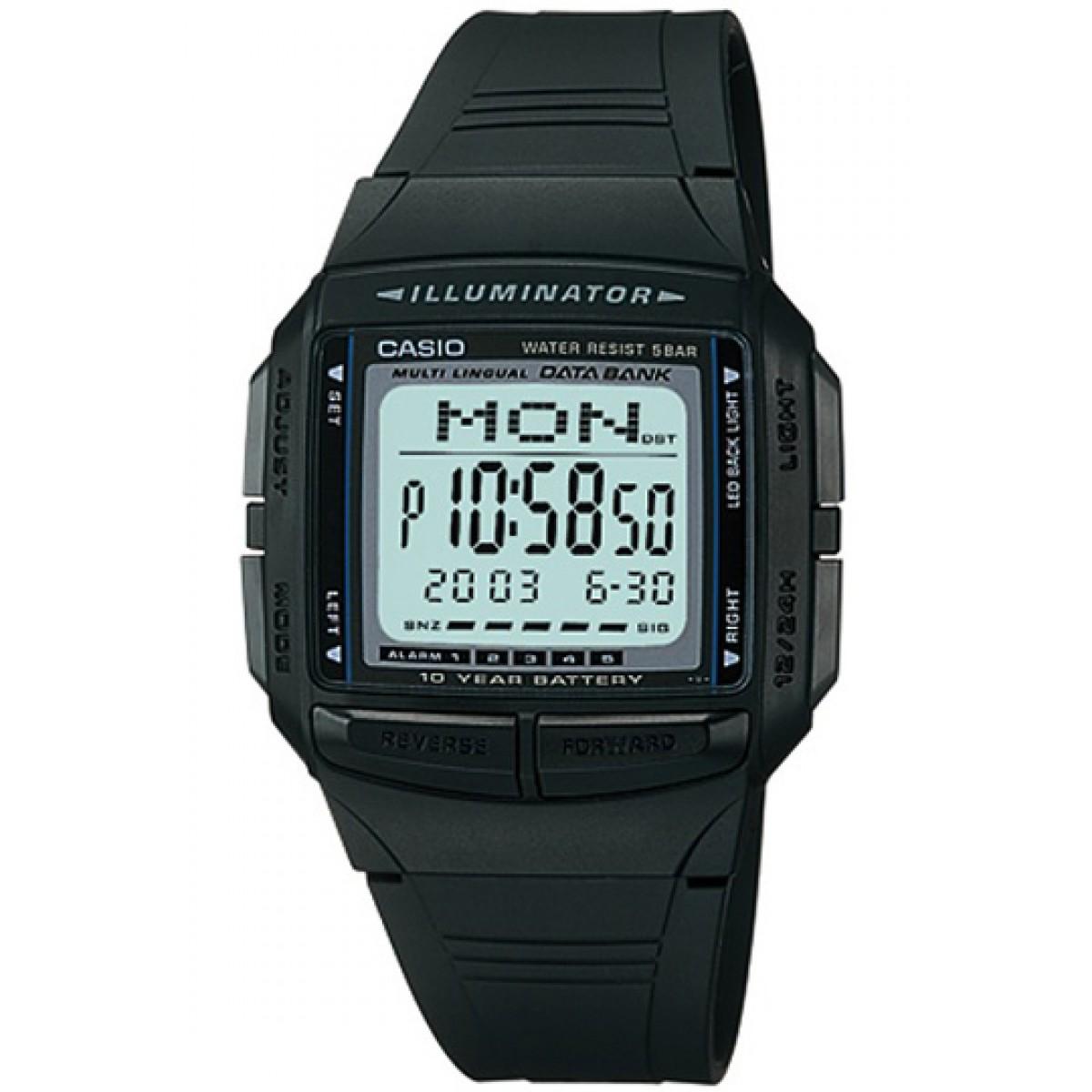 Orologio uomo Casio CS DB361A