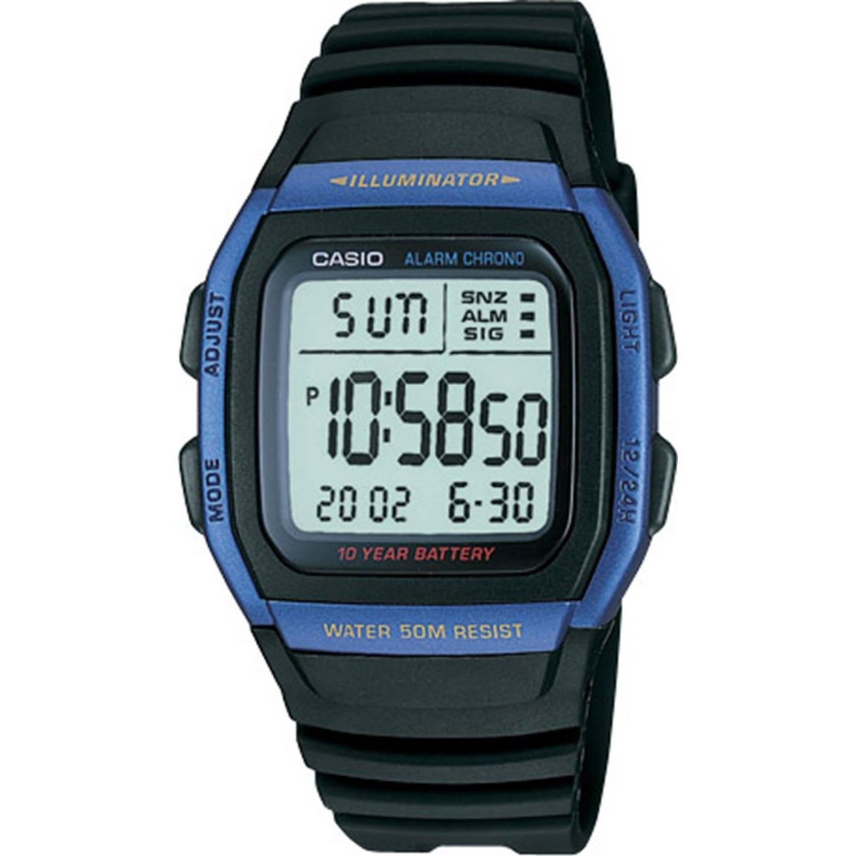 Orologio uomo Casio W96H2A