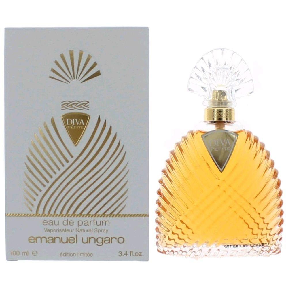 Emanuel ungaro diva limited edition 100 ml eau de parfum - Diva di ungaro ...