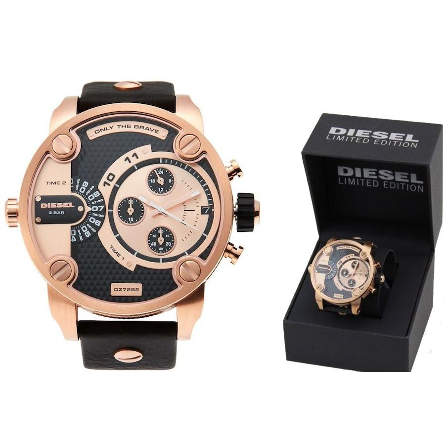 sale retailer be115 974d6 Orologio Uomo Diesel DZ7282 Little Daddy Limited Edition