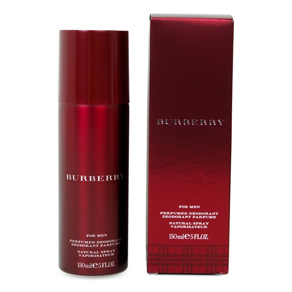 Burberry For Men deodorante vapo uomo 150 ml