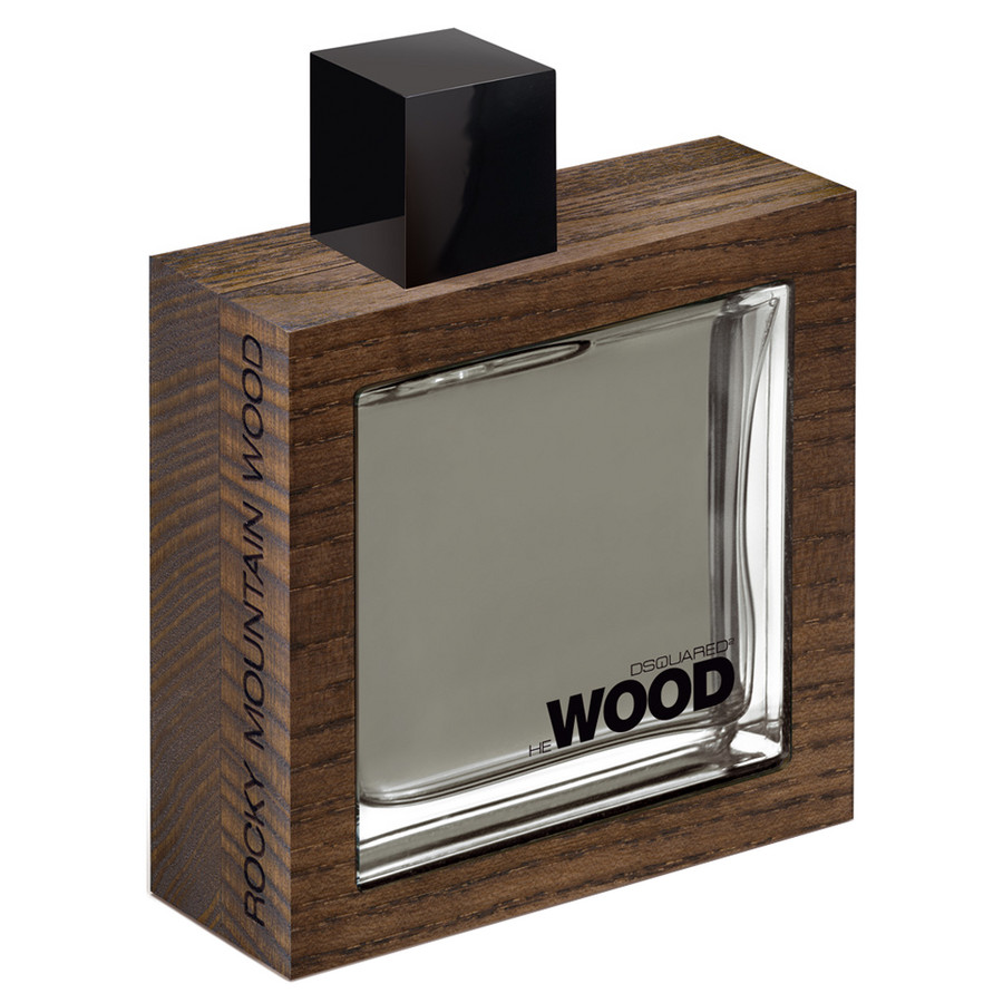Dsquared He Wood Rocky Mountain Wood edt uomo 50 ml spray