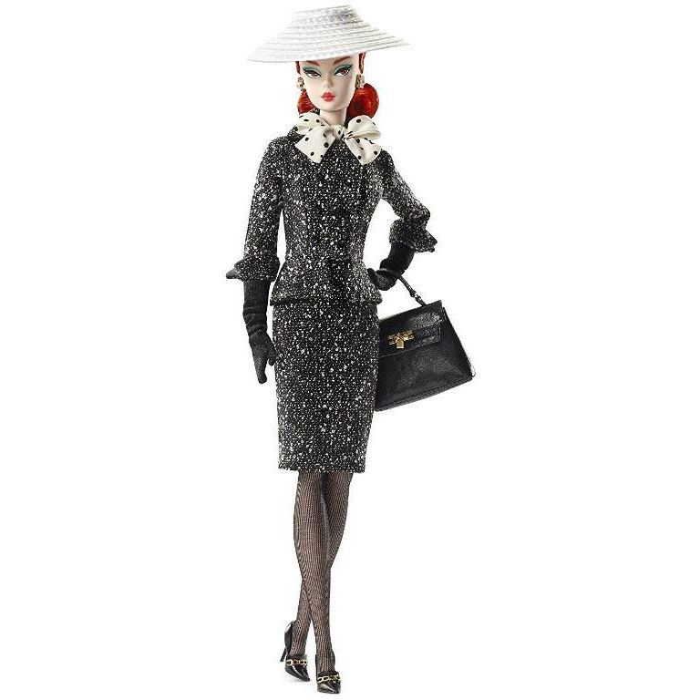 Mattel Barbie DWF54 Collectors BFMC Cappotto