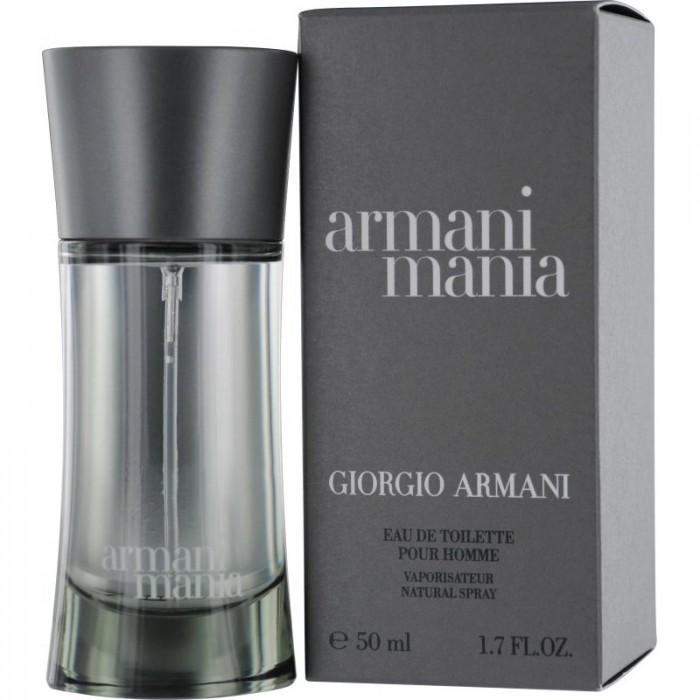 Armani Mania Uomo edt vapo 50 ml