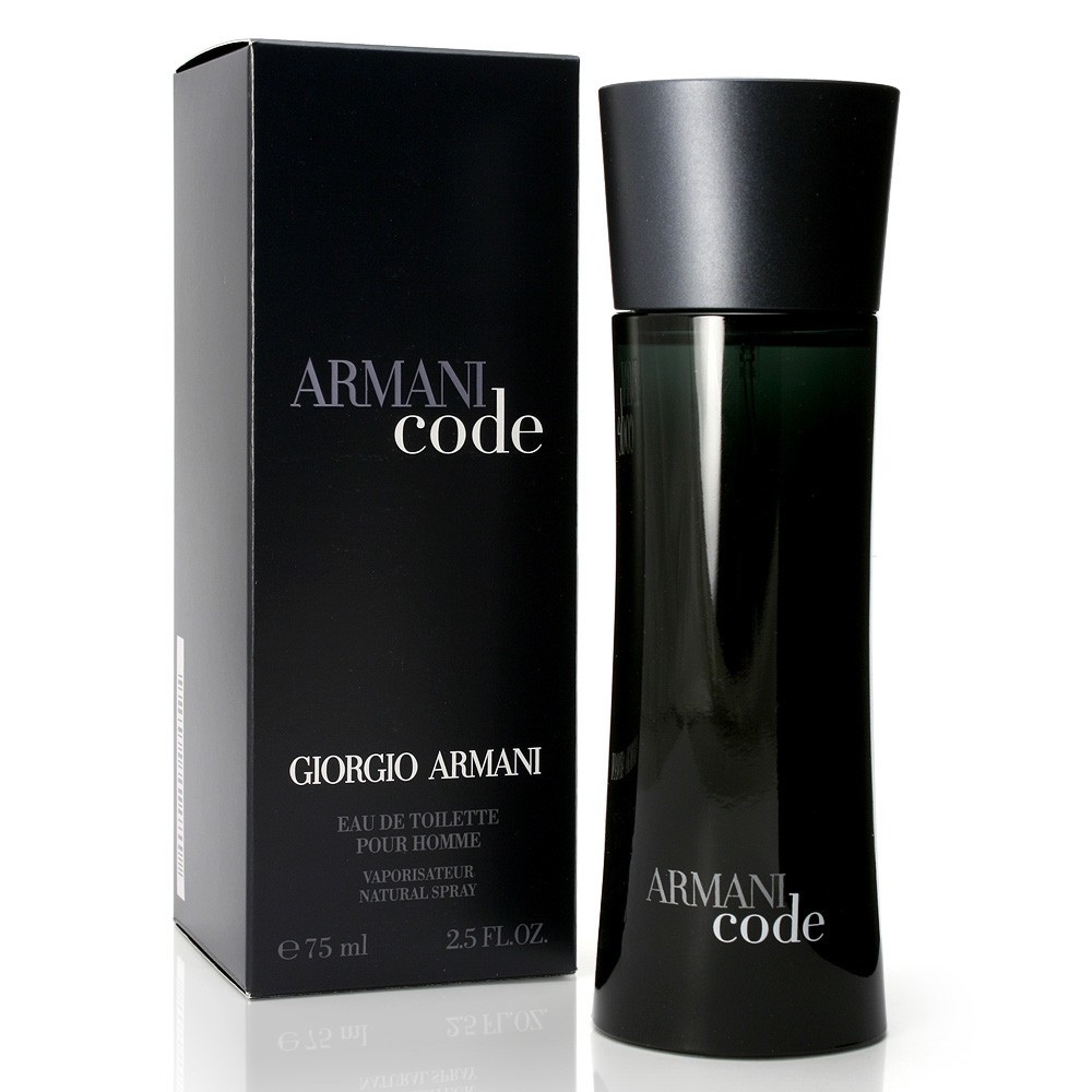 Armani Code Uomo edt vapo 75 ml
