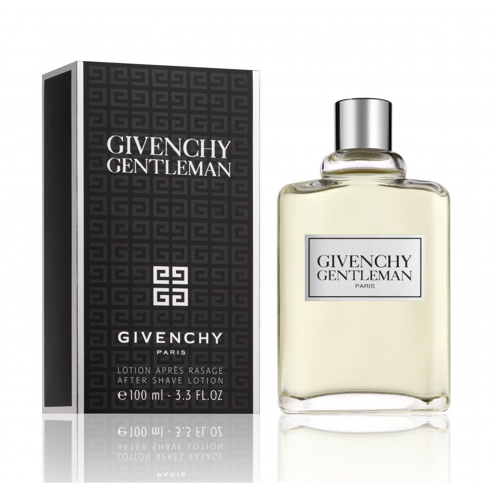 Givenchy Gentleman after shave lozione dopobarba 100 ml