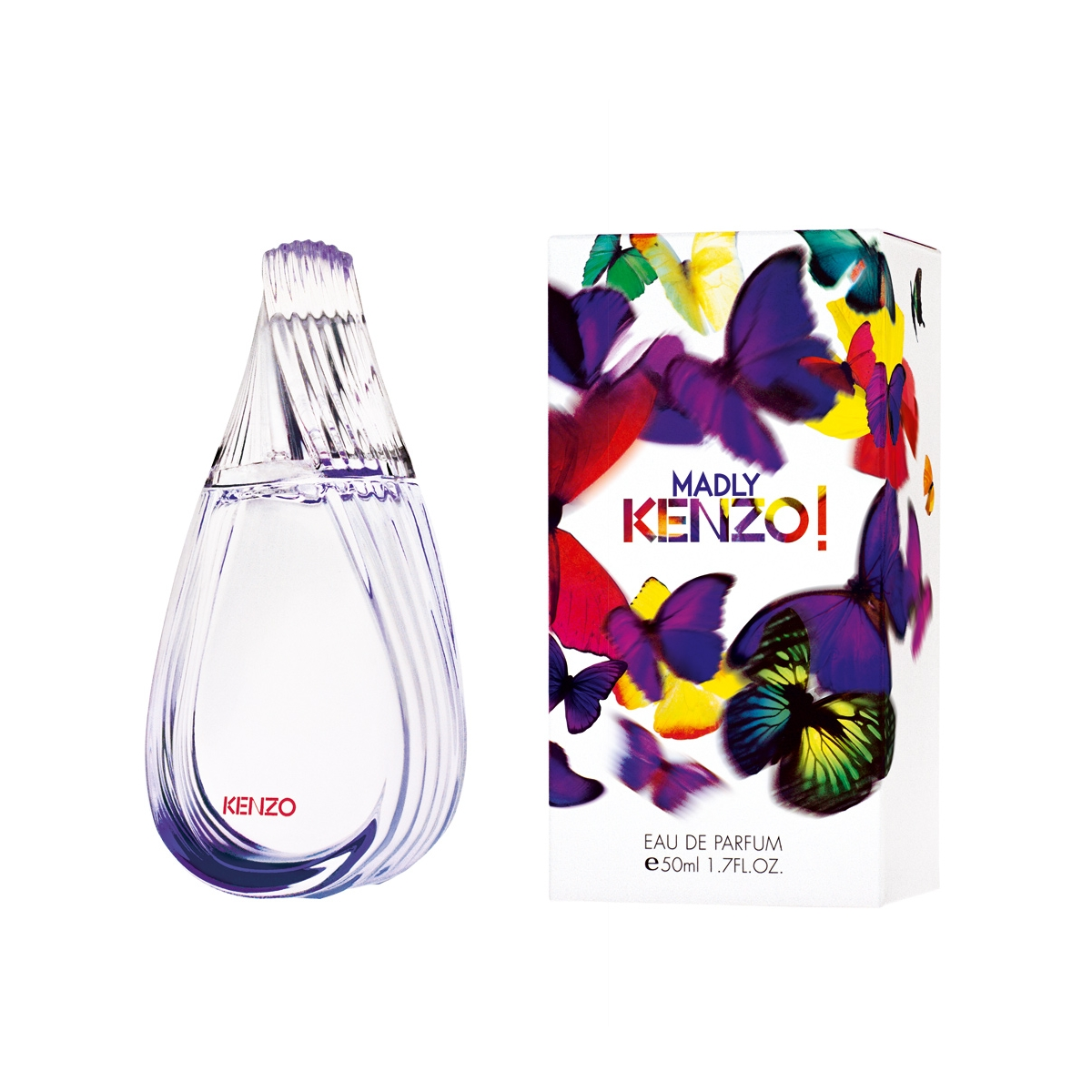 Madly Kenzo eau de parfum spray donna 50 ml
