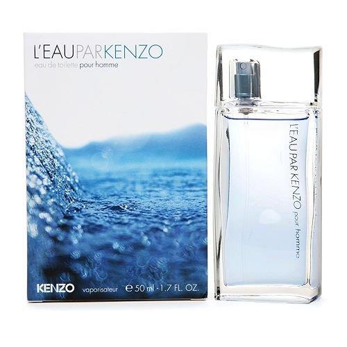 Leau Par Kenzo pour homme eau de toilette vapo 50 ml