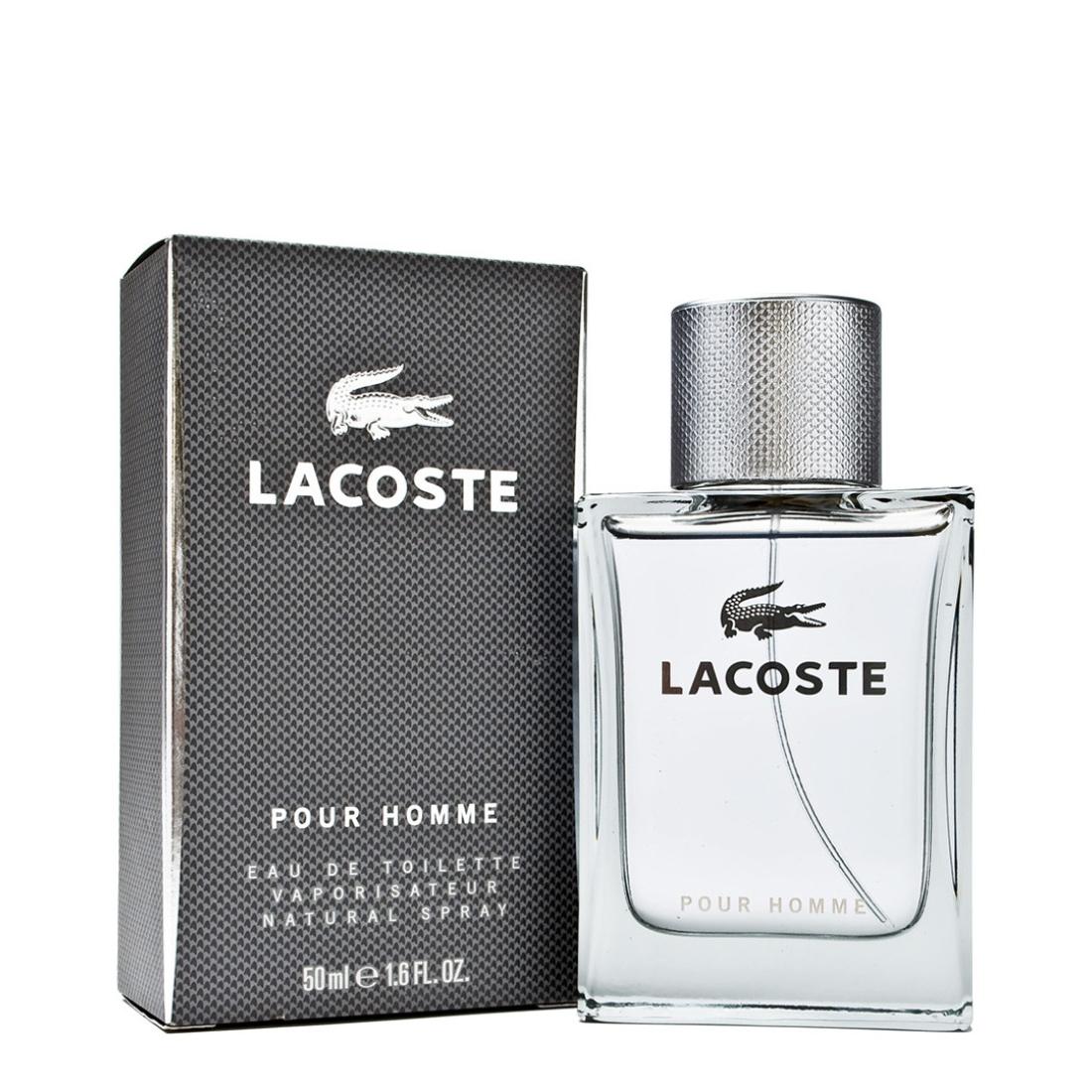 Offerta: Lacoste Pour Homme eau de toilette spray uomo 50 ml