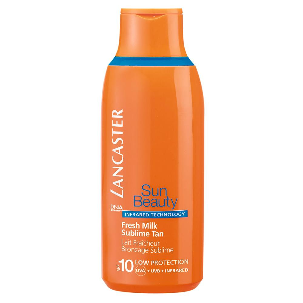 Lancaster Sun Beauty Body Fresh Milk Sublime Tan emulsione corpo abbronzatura sublime spf 10 175 ml