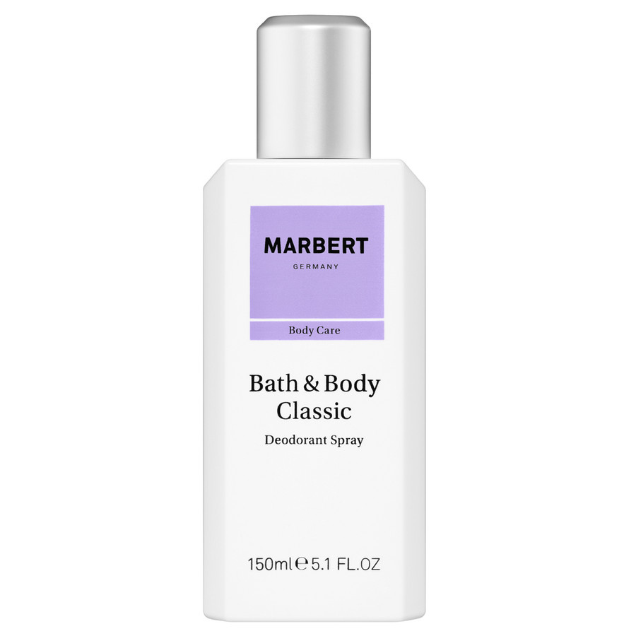 Marbert Bath  Body Classic deodorante spray delicato 150 ml