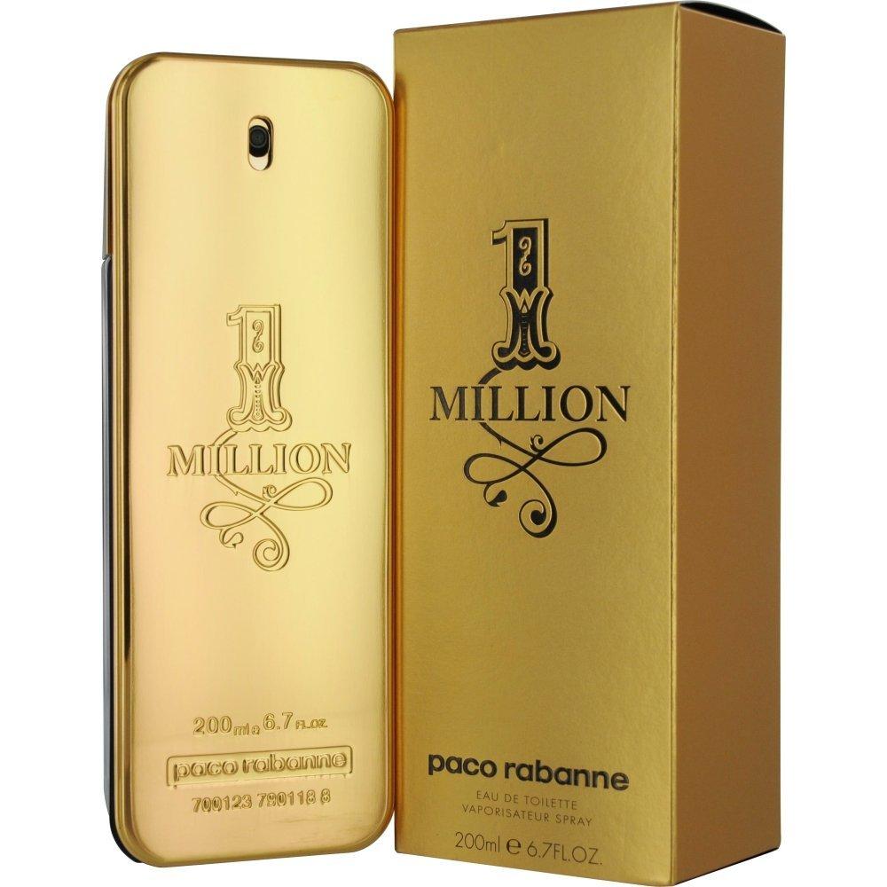 Paco Rabanne One Million uomo eau de toilette spray 200 ml