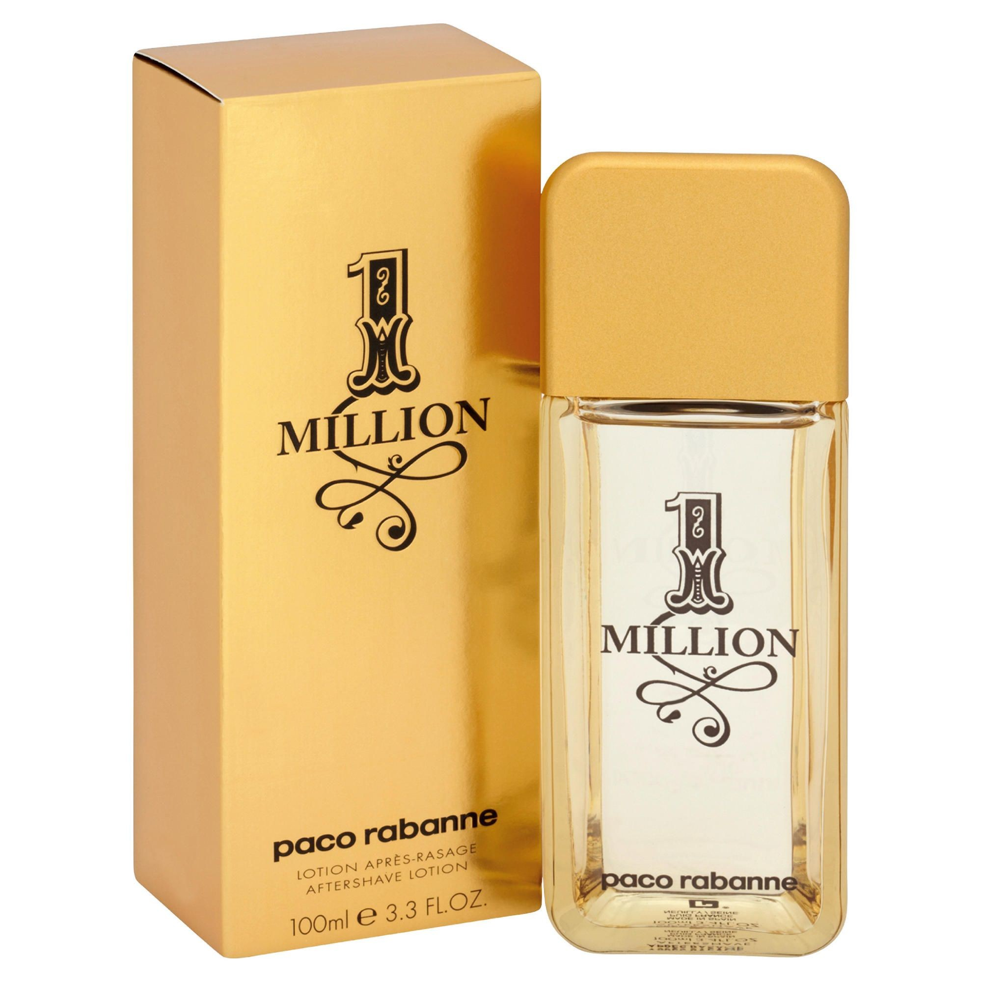 One Million Paco Rabanne after shave lozione dopobarba 100 ml
