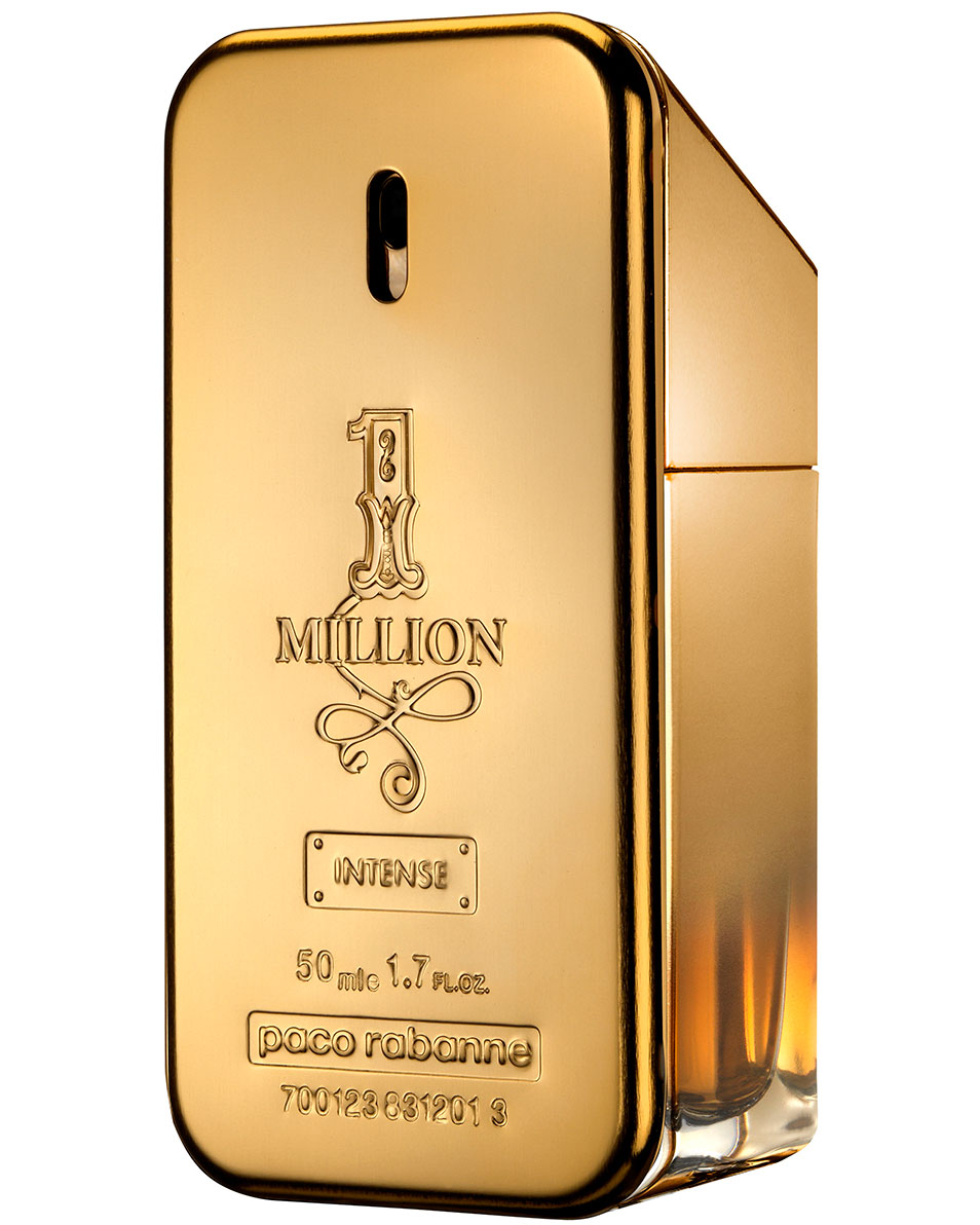 Paco Rabanne One Million intense eau de toilette spray uomo 50 ml