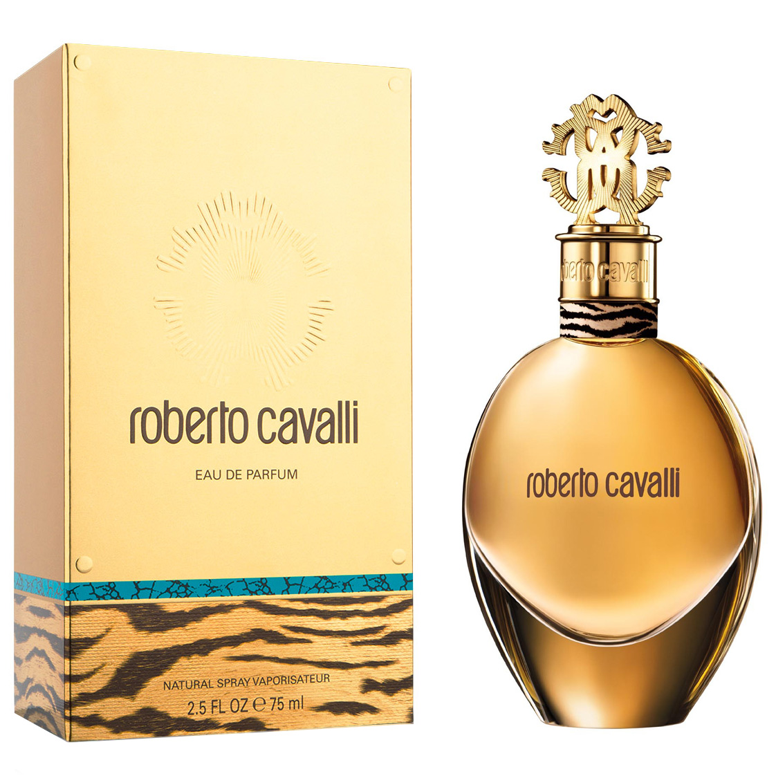Roberto Cavalli eau de parfum spray donna 75 ml