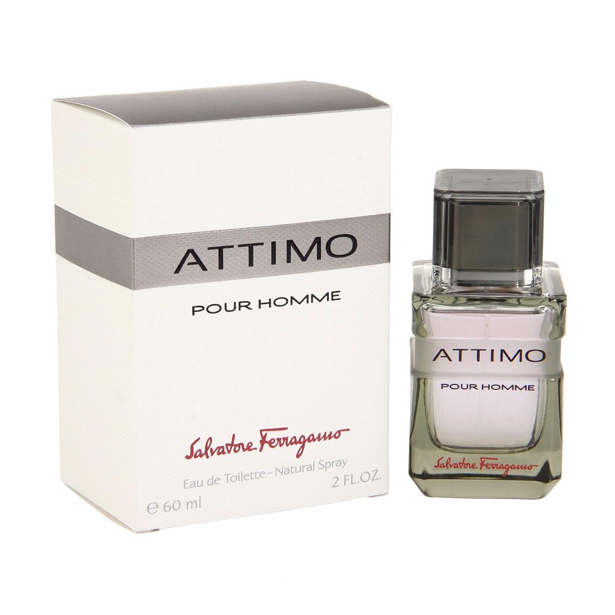 Attimo Pour Homme Salvatore Ferragamo eau de toilette spray 60 ml