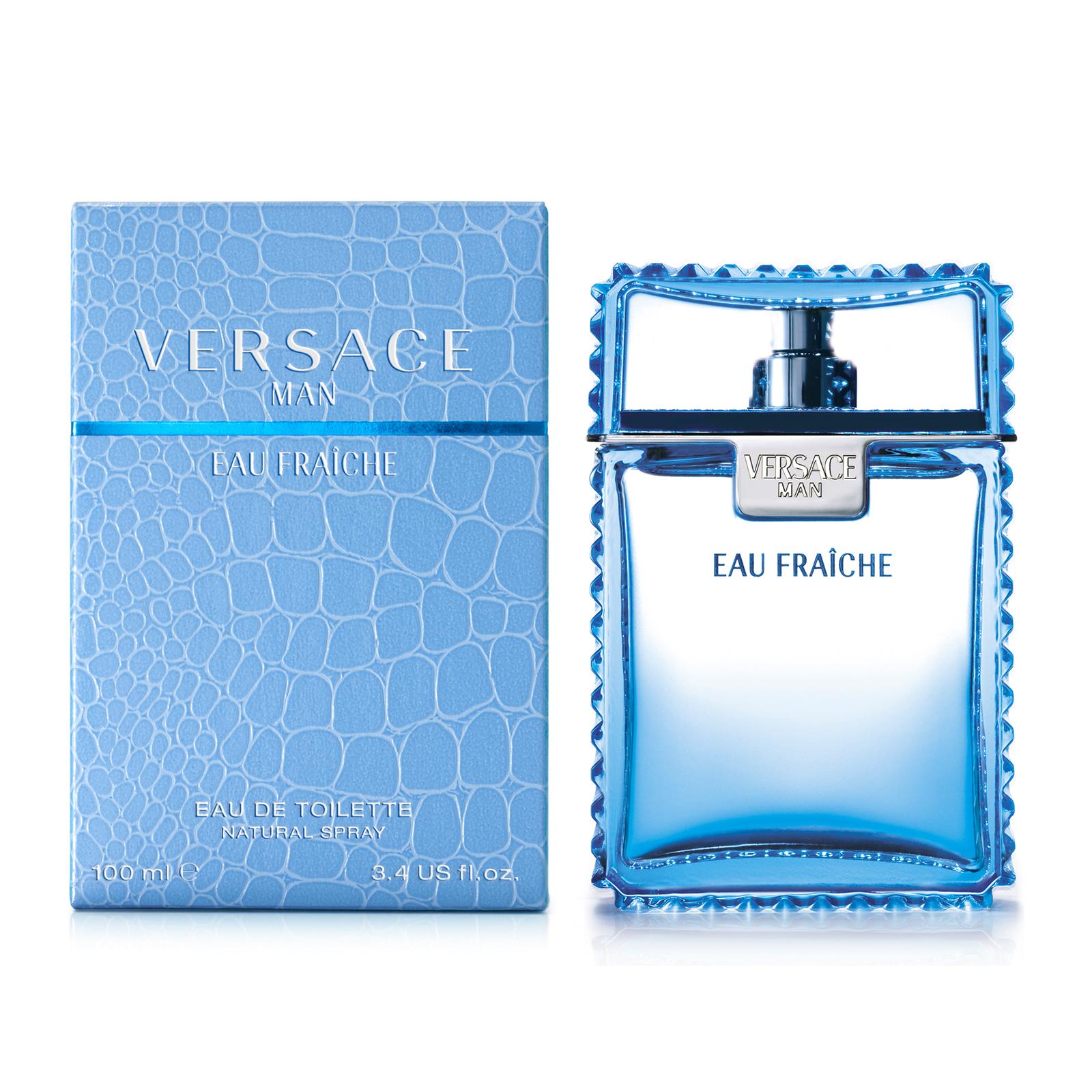 Versace Man Eau Fraiche edt spray 100 ml