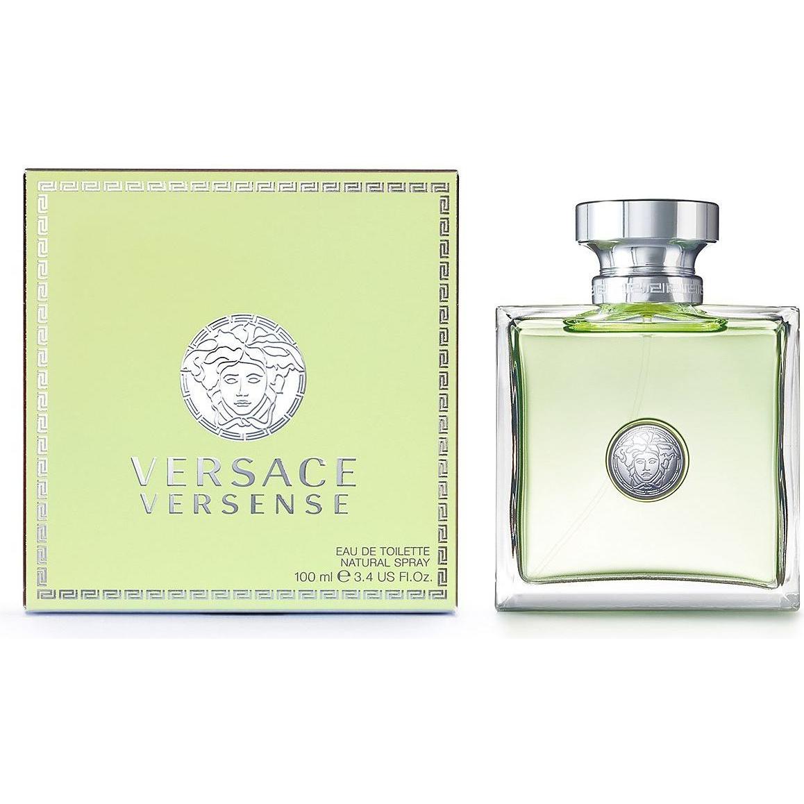 Versace Versense edt spray donna 100 ml