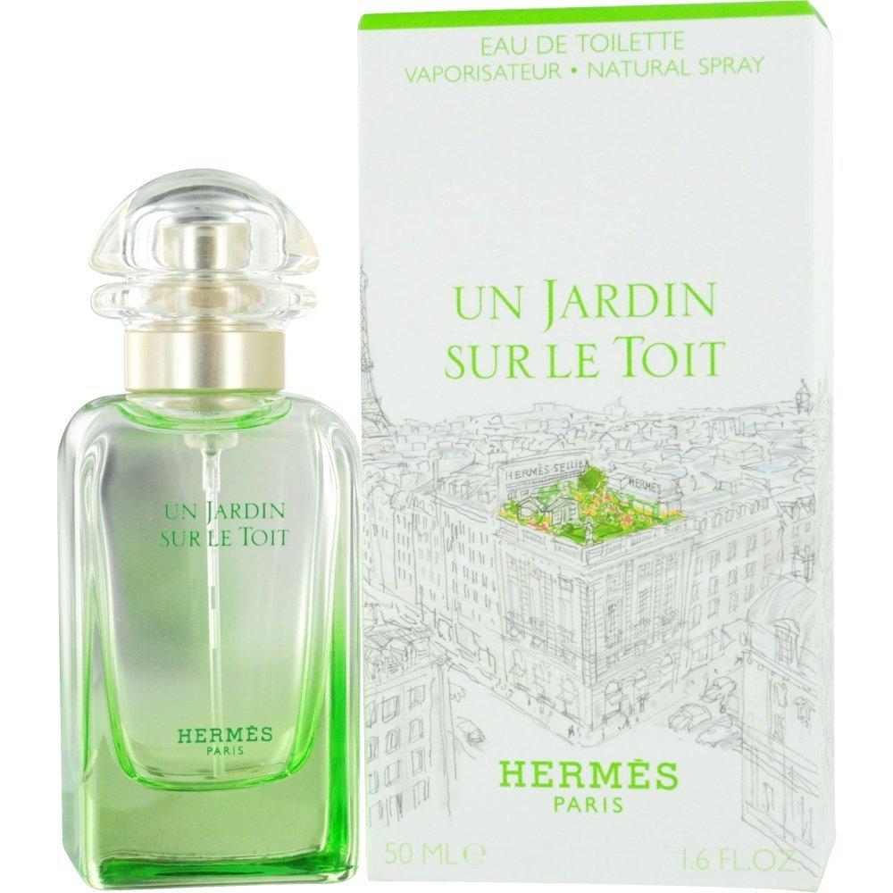 Hermes Un Jardin sur le Toit edt vapo 50 ml