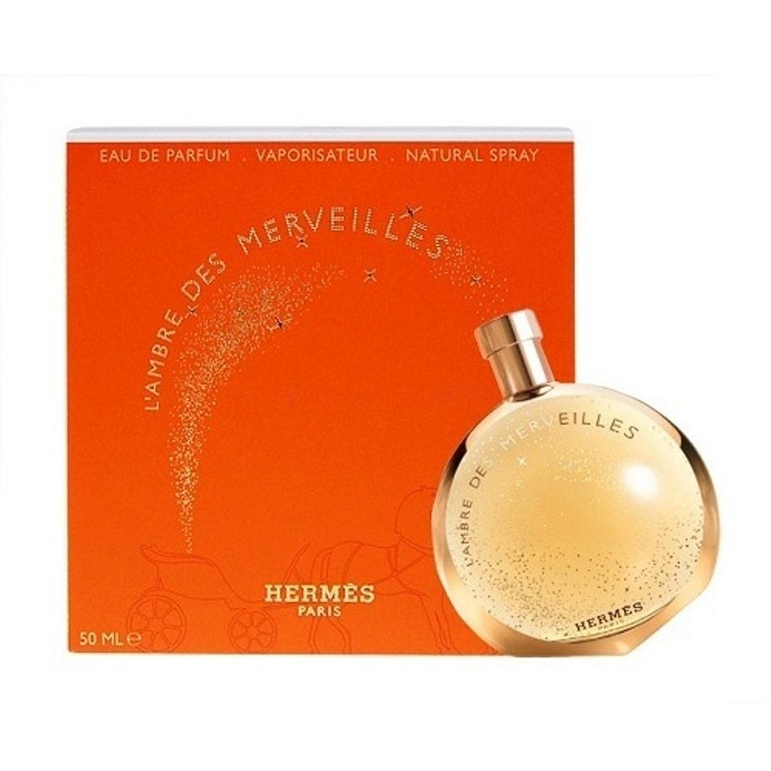 Hermes LAmbre des Merveilles edp vapo donna 50 ml