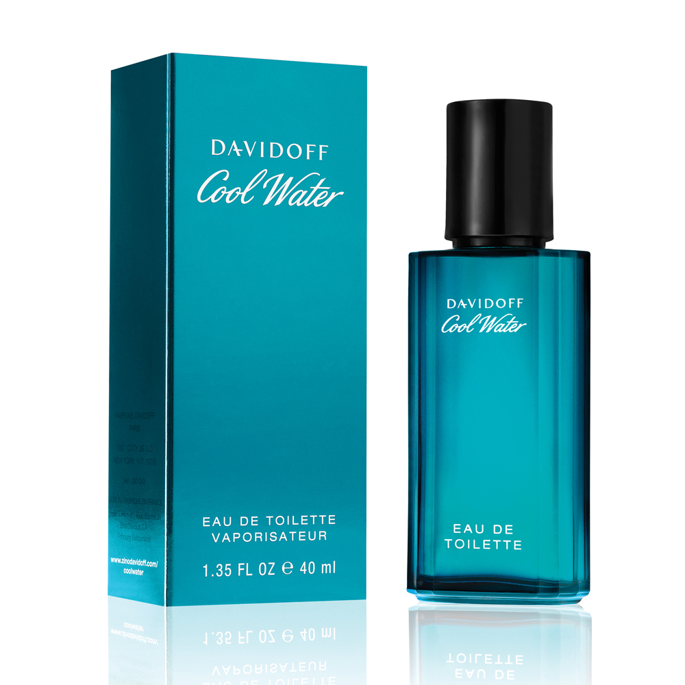 Davidoff Cool water edt vapo uomo 40 ml