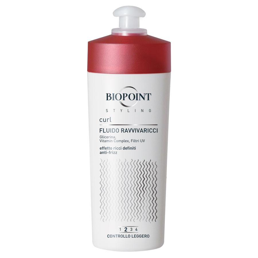 Biopoint Styling fluido ravvivaricci effetto riccio naturale 125 ml