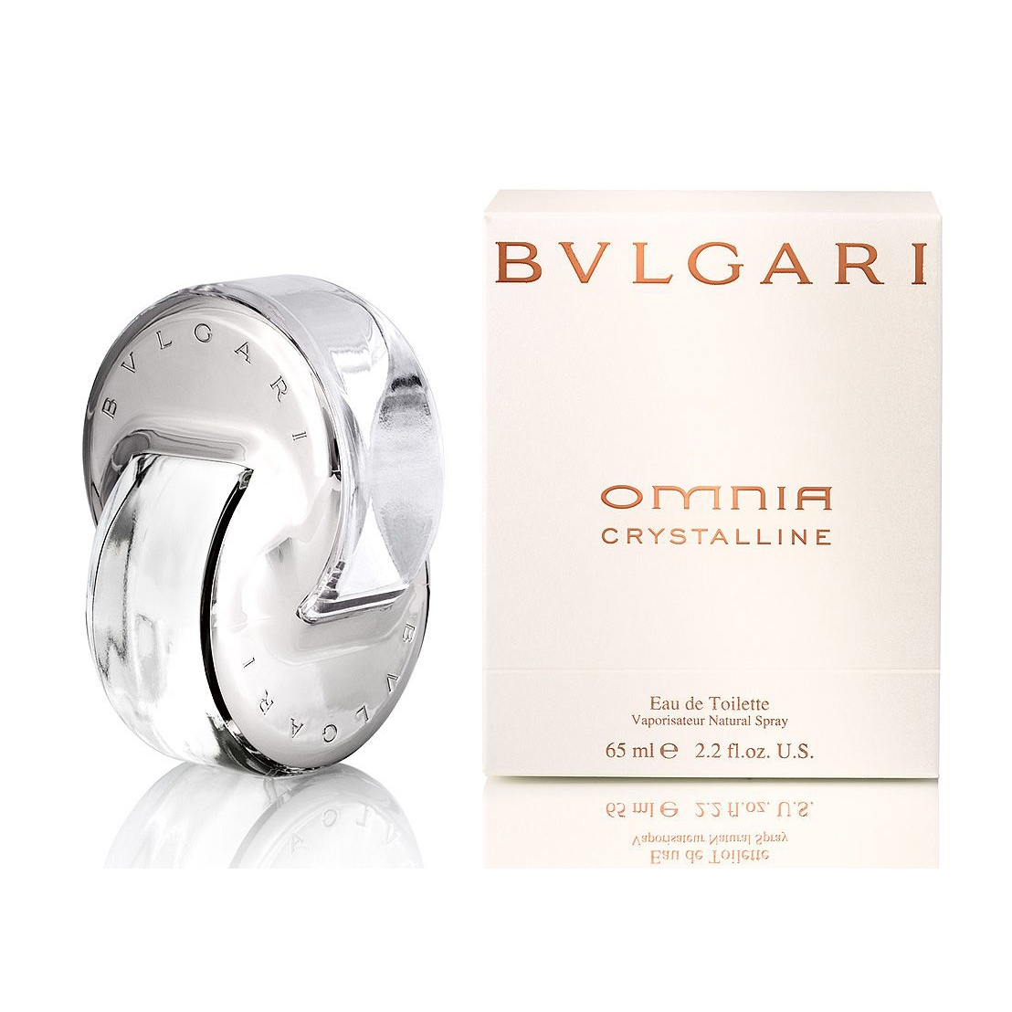 Bulgari Omnia Crystalline eau de toilette spray donna 65 ml