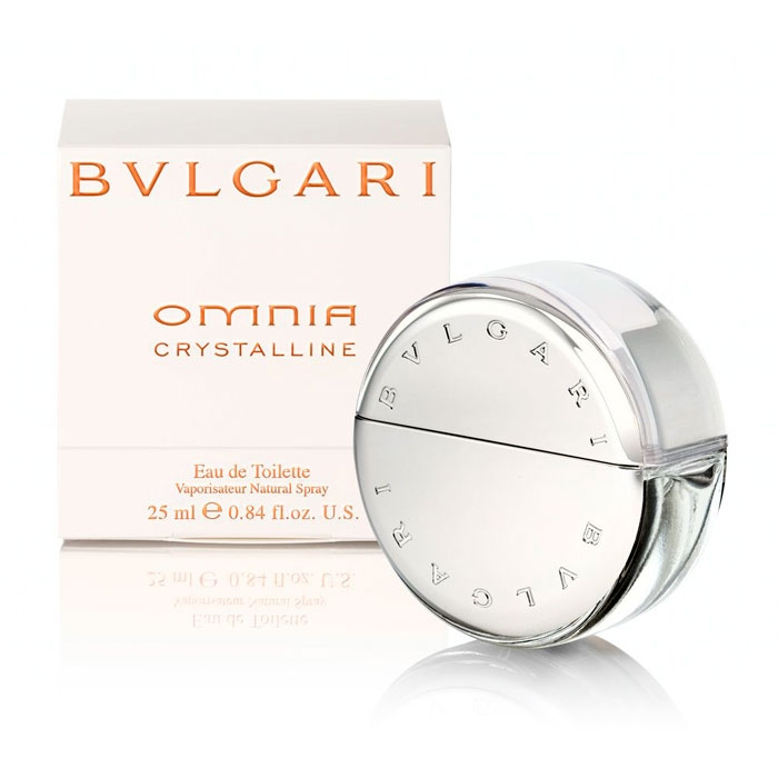 Bulgari Omnia Crystalline eau de toilette spray donna 25 ml
