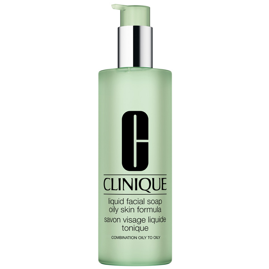Clinique Liquid Facial Soap Oily sapone liquido per pelle oleosa 200 ml