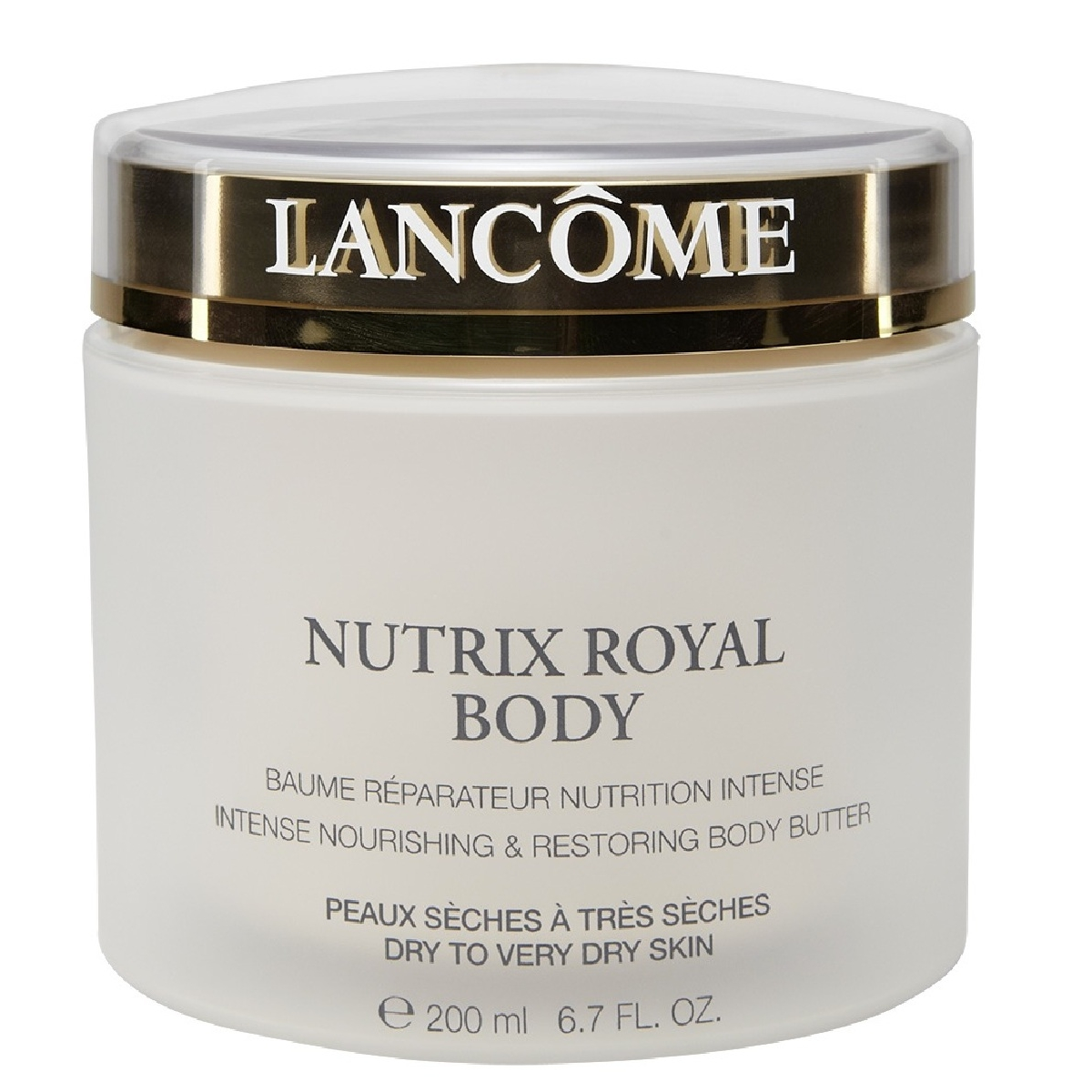 Lancome Nutrix Royal Body Balsamo Vaso 200ml