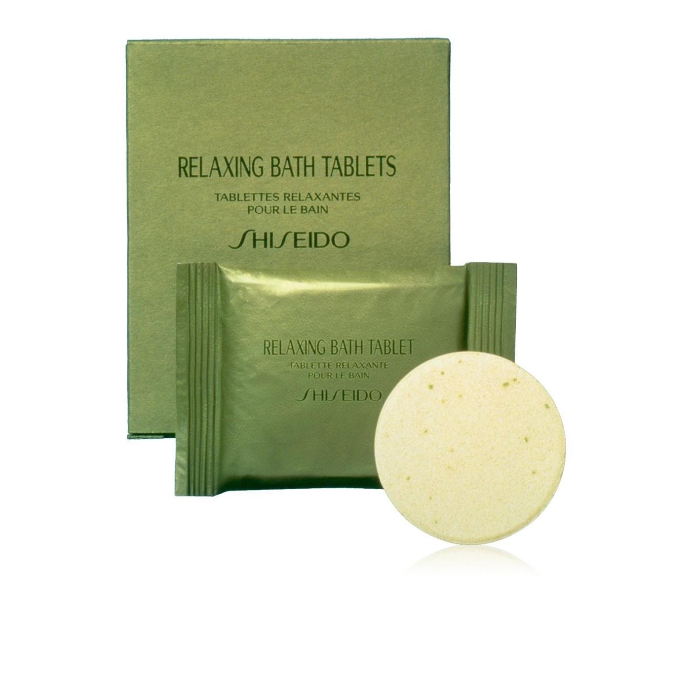 RELAXING BATH TABLETS 8 PZ COMPRESSE EFFERVESCENTI BAGNO RILASSANTI