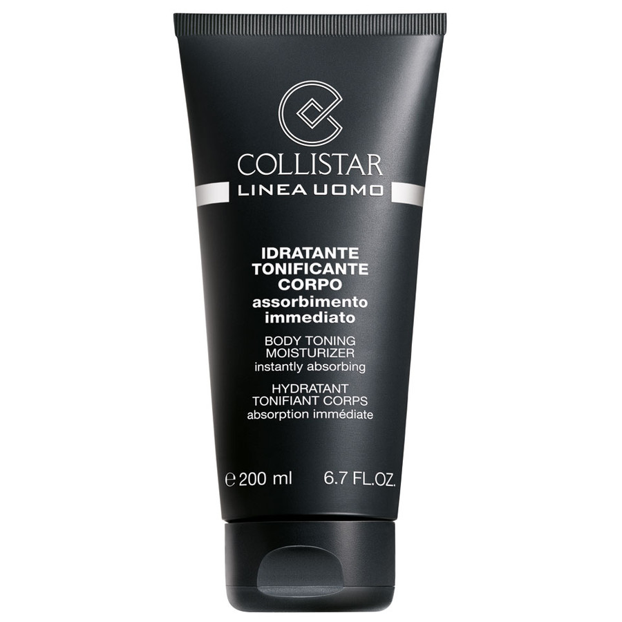 Collistar Uomo cremagel idratante tonificante corpo assorbimento immediato 200 ml