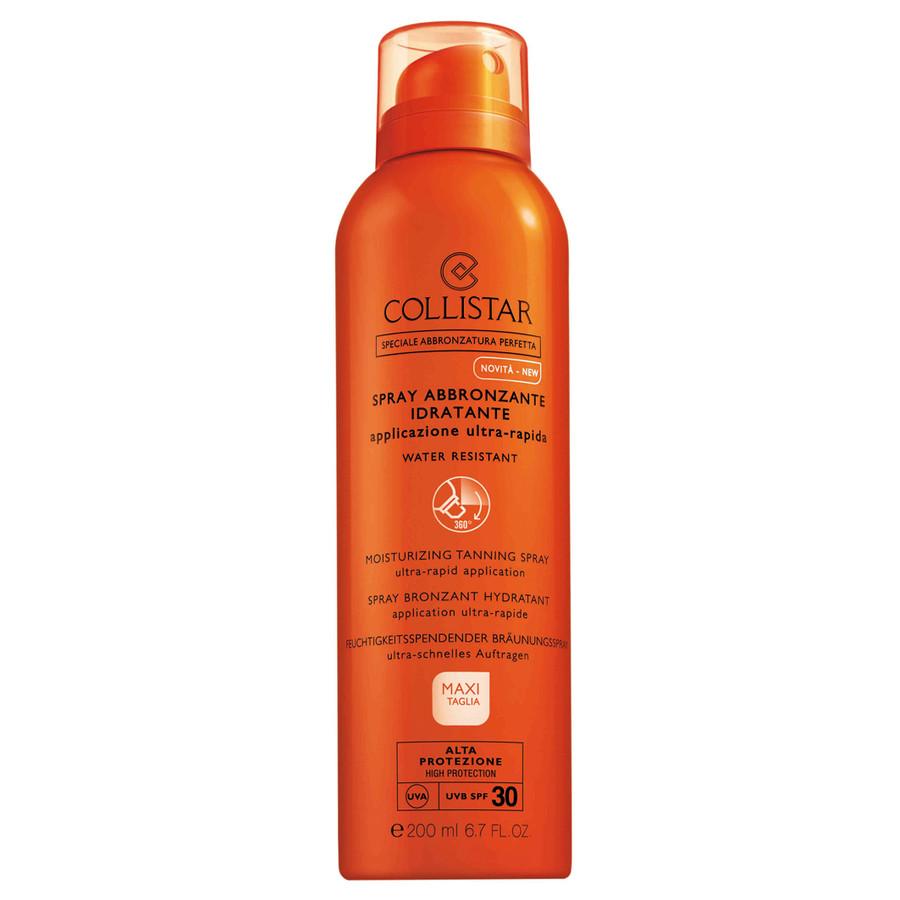 Collistar Spray Abbronzante idratante applicazione ultra rapida wr spf 30 200 ml