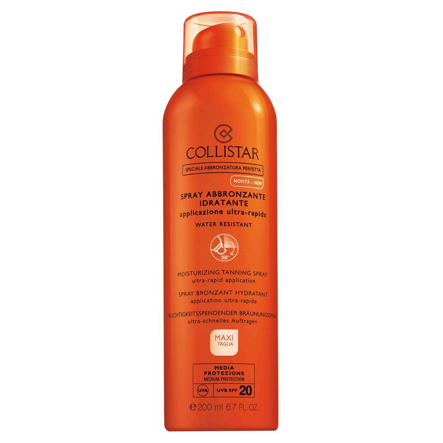 Collistar Spray Abbronzante idratante applicazione ultra rapida wr spf 20 200 ml