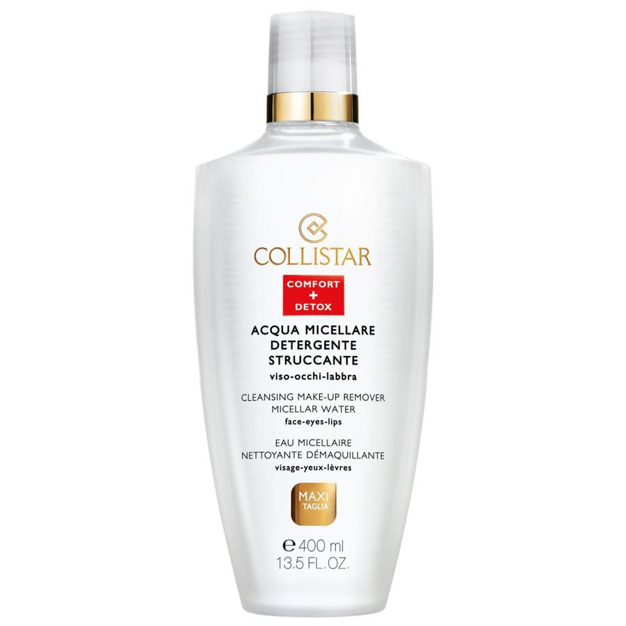 Collistar Acqua Micellare detergente struccante viso occhi labbra 400 ml