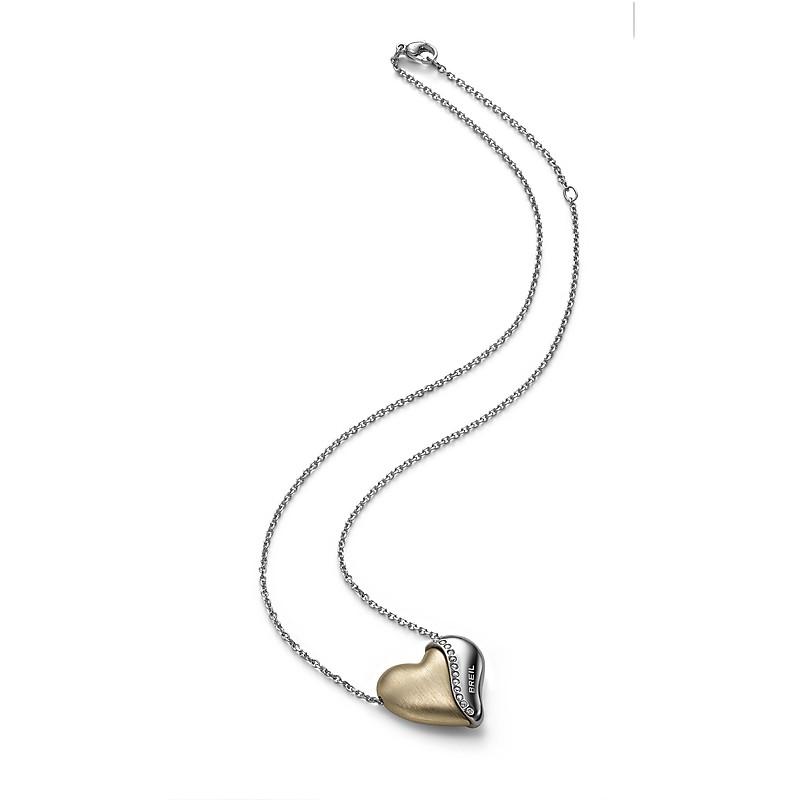 collana donna breil heartbreaker tj1548