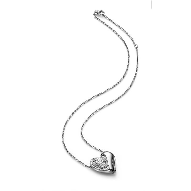 collana donna breil heartbreaker tj1549