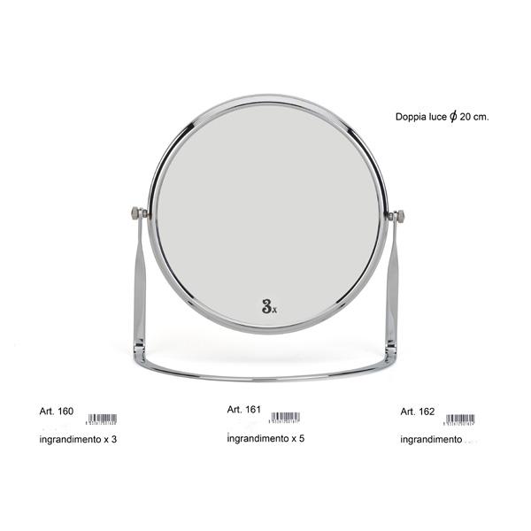 Cornice lente ingrandimento 7 5 prezzo e offerte sottocosto - Specchio ingrandimento ...