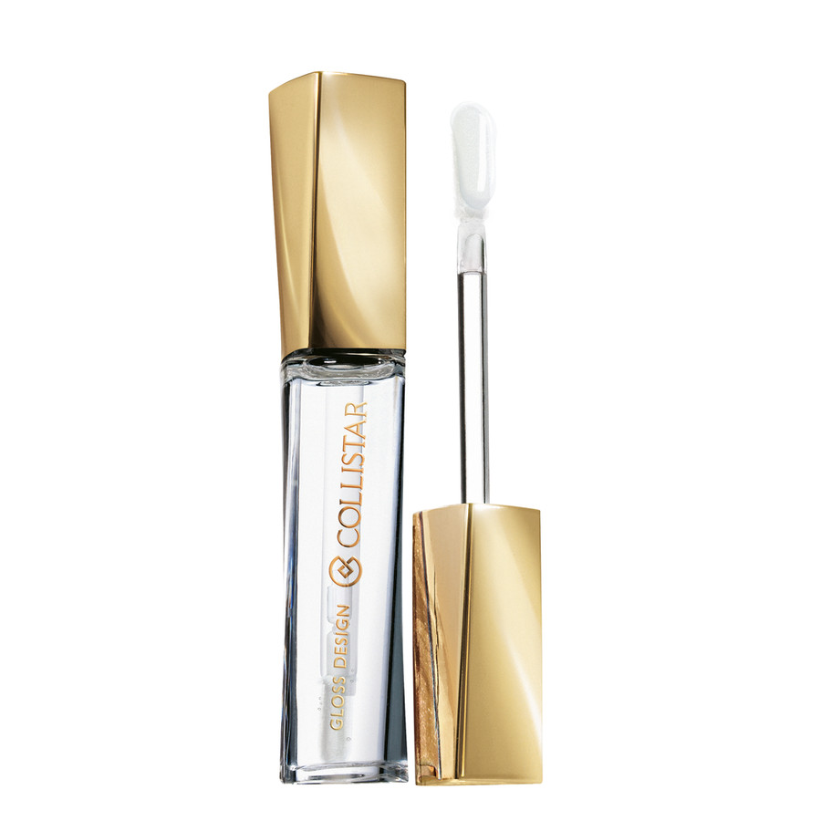 Collistar Gloss Design lucidalabbra rimpolpante n01 Trasparente