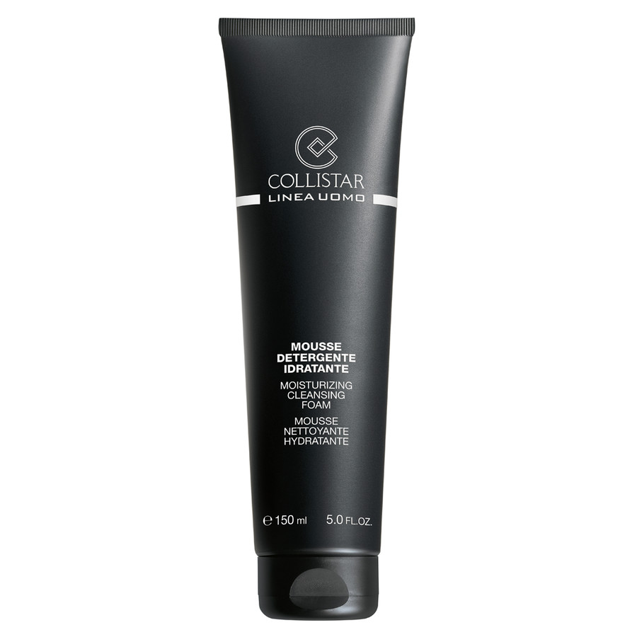 Collistar Uomo Mousse detergente idratante uso quotidiano 150 ml