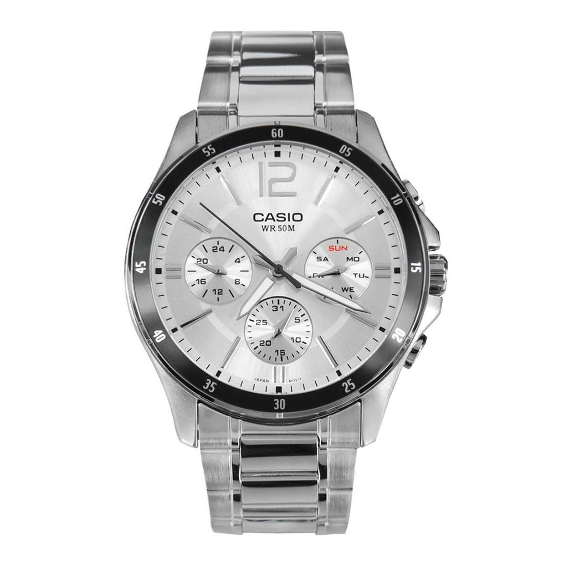 Orologio uomo Casio MTP1374D7