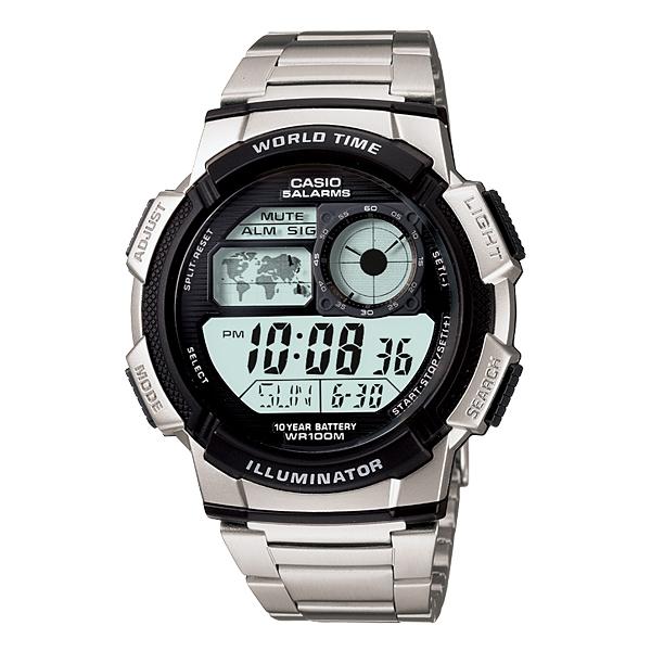 Orologio uomo Casio DIGITAL SPORT MAN CS AE1000WD1A