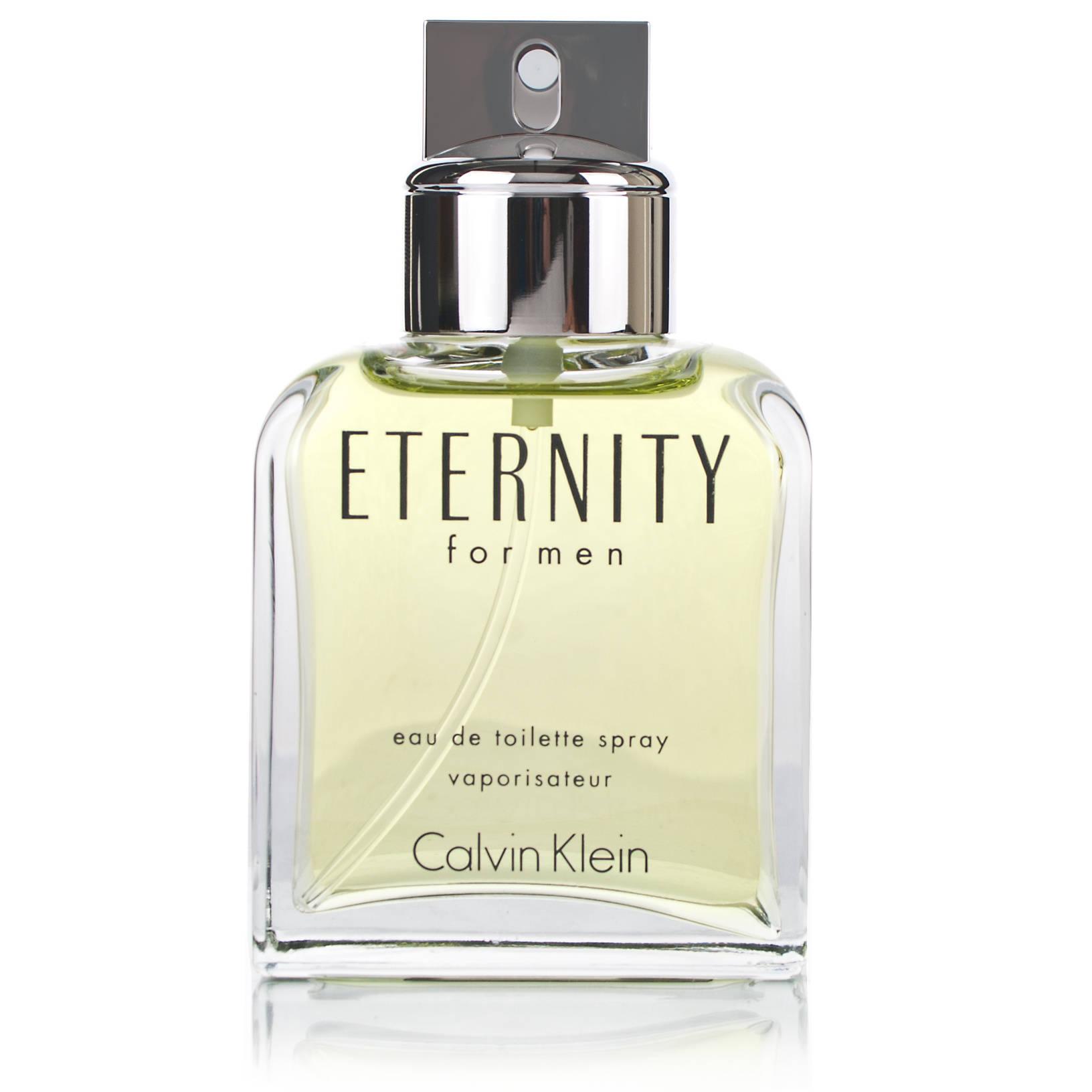 Calvin Klein Eternity for men edt spray 100 ml