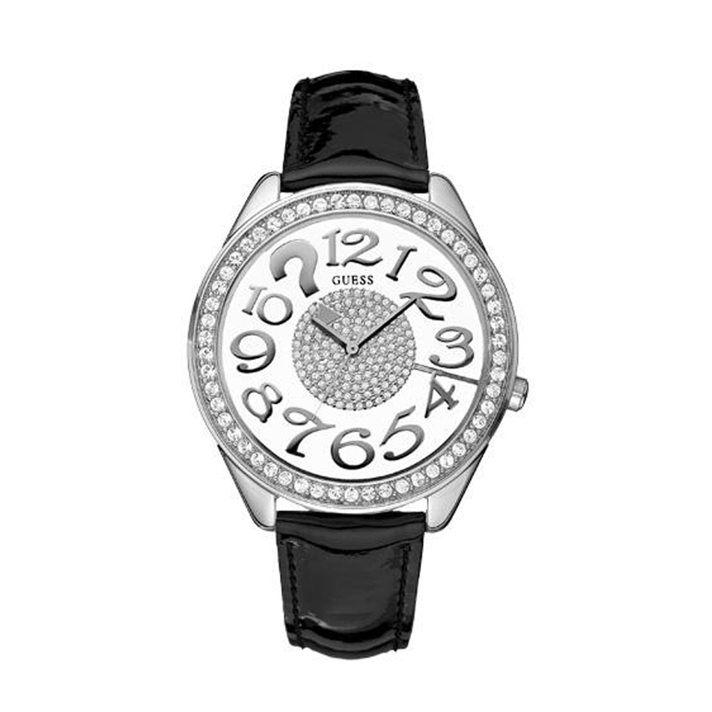 Orologio donna Guess CLEARLY QUIZ W11143L1
