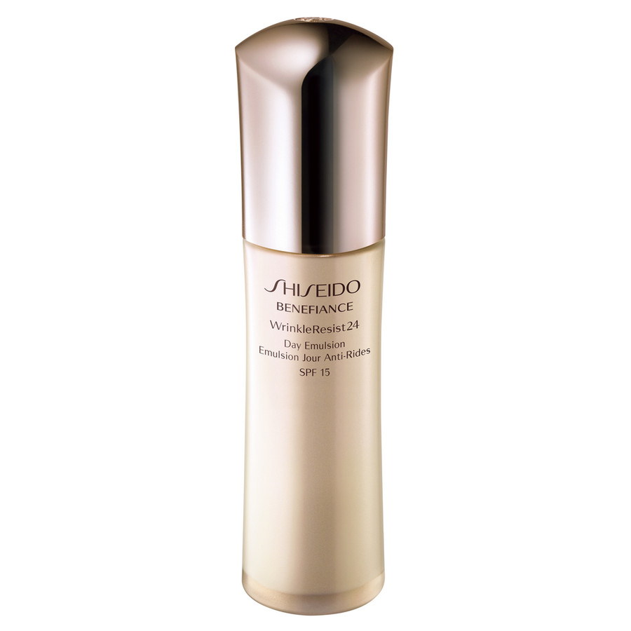 SHISEIDO BENEFIANCE WRINKLE RESIST 24 DAY EMULSIONE ANTI ETA GIORNO 75 ML