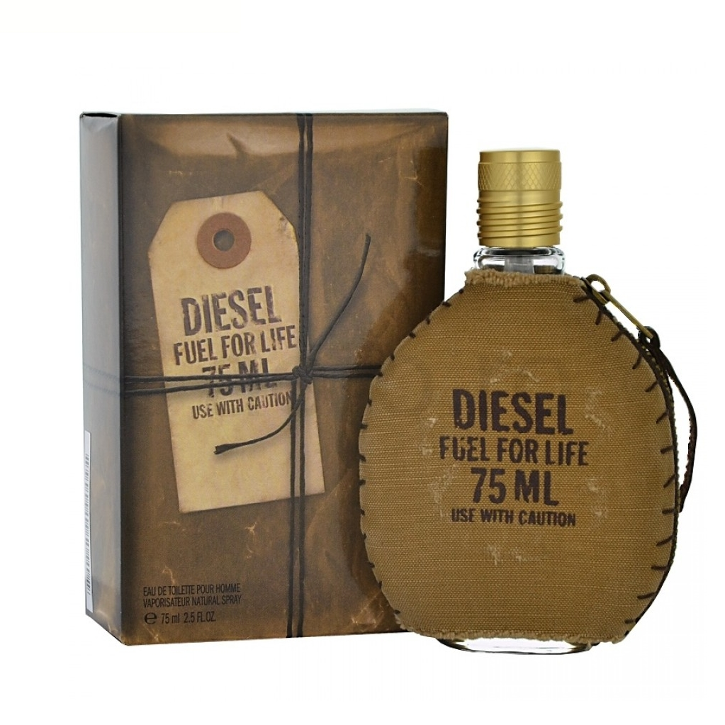 Diesel Fuel for Life for him eau de toilette uomo 50 ml spray