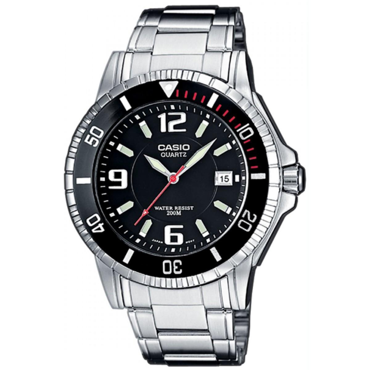 Orologio uomo Casio CS MTD1053D1A